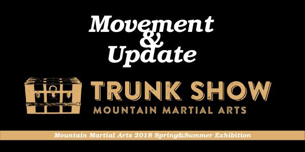 2018SS trunkshow